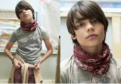#teen #style  #smart #occasion #fun #young #summer #trend  #2015 #collection #fashion #boys #scarf #shorts