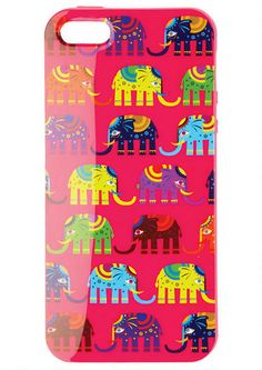 Elephants iPhone 5 Cases - View All Accessories - Accessories - dELiA*s
