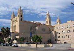 First Baptist Church in Los Angeles