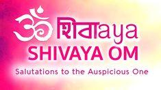 Powerful Lord Shiva Mantra Chanting | Om Shivaya Shivaya Om | Shiva Vedi... Vedic Mantras, Hindu Mantras, Lord Shiva Mantra, Om, Neon Signs