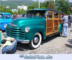 "41er Chevrolet ""Woody Car"""