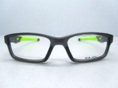 Oakley Crosslink Eyeglasses OX8027-0253 [Grey Smoke/Retina Burn Color] Oakley. $180.00