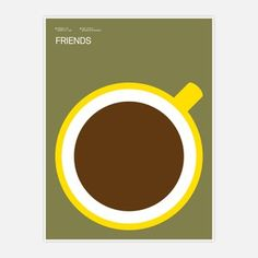 """""""Friends"""" Print by Albert Exergian & Print-Process now featured on Fab."""