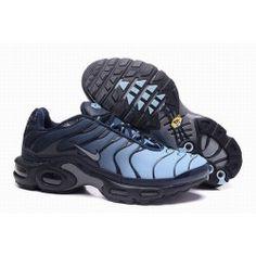 sports shoes f28fd 378ec Rabatt Herren Klassisch Nike Air Max Plus Retro Blau Gray Schwarz Laufende  Turnschuhe  NIKEAIRMAXPLUS