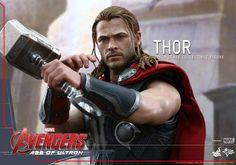 Hot Toys dévoile son Thor pour Avengers : Age of Ultron   COMICSBLOG.fr