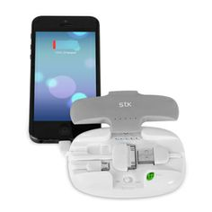 Music all day long with a STK Soap Power Bank - available from www.stk-acc.com