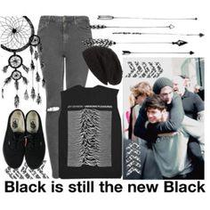 Black is stilll the new Black, read D