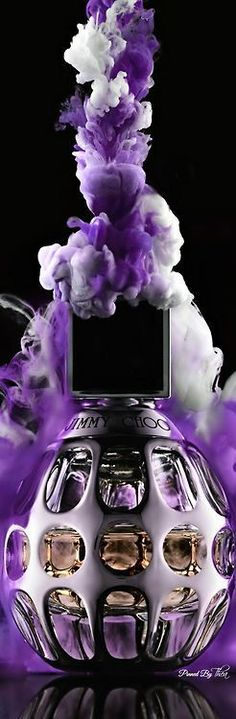 PURPLE by JIMMY CHOO... Have U Ever Seen This Before???