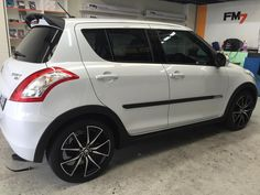 Swift with #Goldclass 35% #Window #Tinting Auckland