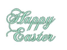 Happy Easter by Jeanne on Etsy