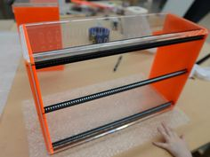 Acrylic Modular Synth Cases