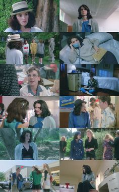 Winona Ryder, Veronica's style in Heathers