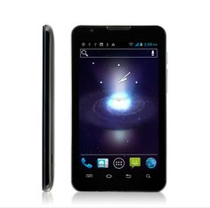 This latest Android smart phone with Inch sensitive capacitive screen supports touch and has a nice touch feeling and let you enjoy wonderful watching experience. Latest Android, Android Apps, Android Phones, Install Android, Mobile Computing, Multi Touch, Dual Sim, Sims