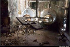 Hospitales psiquiatricos abandonados [Tetrico] - Taringa!