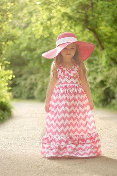 Emmaline Dress Pattern by Violette Field Threads