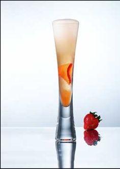 Dessert Fizz cocktail recipe