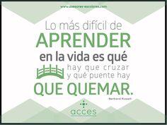 #Educación #Quotes #AccesConsultoría #BertrandRussell