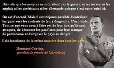 Hermann Goering et Goebbels