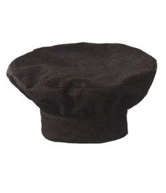 7892f870fa7 This Five Star Chef Toque has an adjustable self adhesive closure.