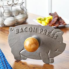 Bring Home the Bacon: Tools & Accents