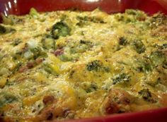 Cheesy Broccoli Casserole Low Carb) Recipe - Food.com