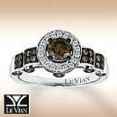Levian chocolate- my ring!!!