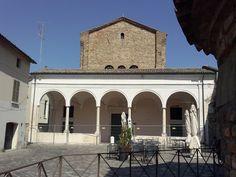 Chiesa di rito ortodosso, Basilica dello Spirito Santo piazza degli Ariani, Ravenna (RA)