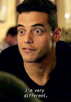 You can say that again Rami. Nerd, Sami Malek, Infp, Rami Said Malek, Mr Robot, Movies And Tv Shows, Movie Tv, Tv Series, Crushes