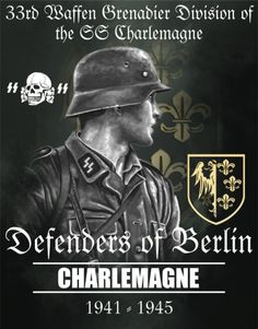 Image result for 33rd Waffen Grenadier Division of the SS Charlemagne