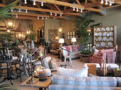 dan marty interior decorating--his shop