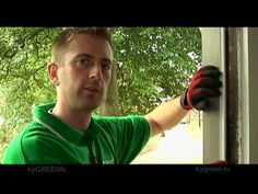 How To Weatherstrip Your Door - kyGREEN.tv