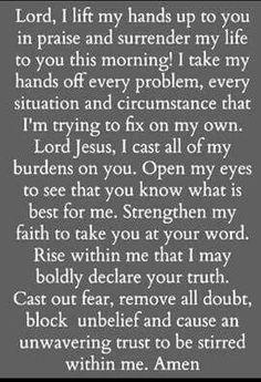 In Jesus Christ name I pray! Amen!