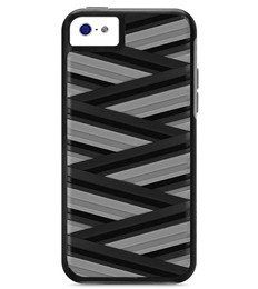 X-Doria Rapt Polycarbonate for iPhone 5C - Retail Packaging - Black/Gray on http://unique-cases.kerdeal.com/x-doria-rapt-polycarbonate-for-iphone-5c-retail-packaging-blackgray