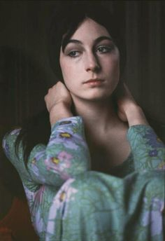 Morticia Frump [Young Anjelica Huston]