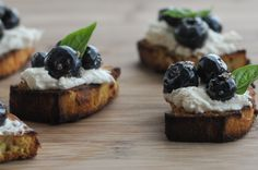 Macerated Balsamic Blueberries with Mascarpone, De Nigris 1889 - Bringing the best of Italy to your table.