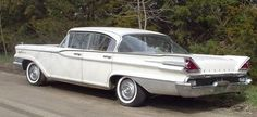 1959 Mercury Park Lane Four Door Hardtop Cruiser