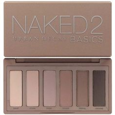 This is how to kickstart your beauty collection! Base Mac, Naked2 Basics, Urban Decay Basics, Urban Decay Palette, Her Campus, Beauty Full, Eyeshadow Palette, Beauty Makeup, Make Up