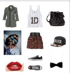 To wear to meet One Direction or to a concert for One Direction