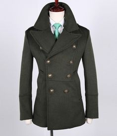 SLS Distributors Men's Boutique, LLC - Antique Slim Trench, $62.89 (http://www.slsdistributors.com/antique-slim-trench/)