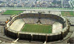 Estadio Monumental de Universitario de Deportes - Lima - Peru.