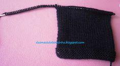 Das Mãos da Teresinha: Casaco de tricô para bebé tam. 6 meses (com PAP) Baby Knitting, Crochet, Knitted Hats, Knitting Patterns, Diy And Crafts, Winter Hats, Beanie, Fashion, Baby Coming Home Outfit