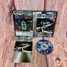 Soldier of Fortune Special Edition (PC, - European Version for sale online Pc Games, Video Game, Ebay, Video Games, Videogames