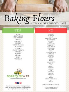 Let's talk AIP compliant baking flours! From the unheard of breadfruit flour to the daring cricket flour, you'll be pleased to know there are 15 varieties. Sin Gluten, Gluten Free, Spaghetti Nester, Happy Diet, Banana Coffee, Autoimmune Diet, Ketogenic Diet, Hcg Diet, Paleo Diet Plan