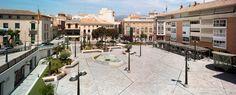 Remodelación de la Plaza de la Balsa Vieja. Totana. Murcia. 2008-09 | Enrique Mínguez Arquitectos