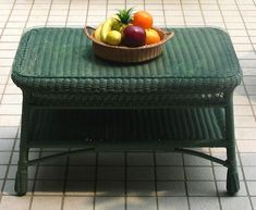 Manchester All Weather Wicker Coffee Table All About Wicker - Wicker Furniture and Replacement cushions