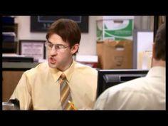 Best Office clip opener ever! Bears, Beets, Battlestargalactica