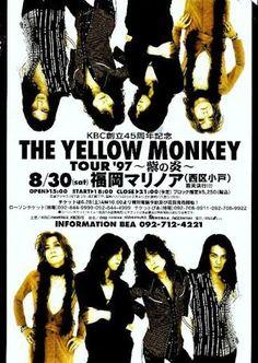 「紫の炎 the yellow monkey」の画像検索結果