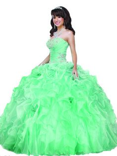Disney Comes Out With Princess-Inspired Quinceañera Dresses | Latina; Ariel Green