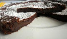 Torta veloce mascarpone e nutella | La studentessa pasticciona