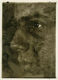 Umbehr, Otto (Umbo)(1902-1980) - 1926 Paul Citroen